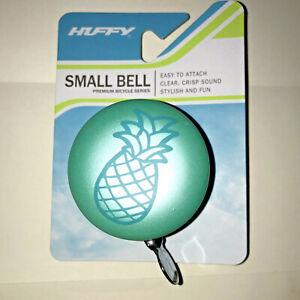 Huffy Matt Hightide Pineapple Small BikeBell Clear Crisp Sound Easy-Mount Design