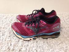 Women's Mizuno Wave Creation 13 Size 7.5 Running Shoes Pink w/Aqua trim