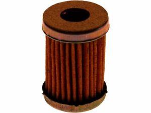 AC Delco Fuel Filter fits Chevy G10 Van 1966-1974 95BCXN
