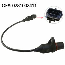Crankshaft Position Sensor For Cummins IVECO EuroCargo Ford VW MWM 0281002411
