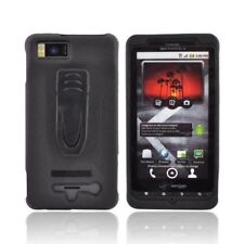 NEW Body Glove Motorola Droid X MB810 Snap-On Case Cover w/ BeltClip