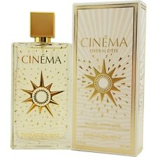 Cinema Festival D'ete Summer by Yves Saint Laurent EDT Spray 3 oz 2007 Edition