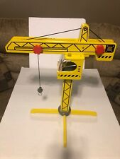 Toy Wooden Crane Hape Playscapes