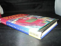 Harry Potter and the philosopher's stone Published by Ted Smart 8th ever run