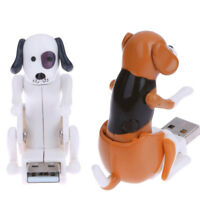 ALS_ Portable Mini Cute USB 2.0 Powered Humping Dog Pressure Relieve Toy Gift Pr