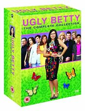 UGLY BETTY THE COMPLETE COLLECTION DVD BOXSET SEASON 1-4