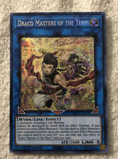 Draco Masters Of The Tenyi MP20! PRISMATIC RARE! 1ST EDITION! MINT! F/S!