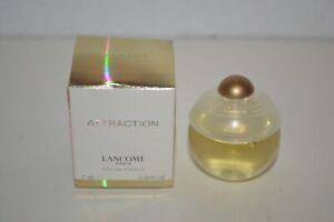 Lancome Paris Attraction Eau de Parfum Mini .23fl.oz. -New