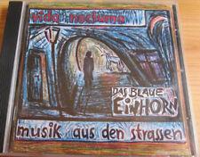 Das Blaue Einhorn – Vida Nocturna CD (Unicornio, 1997) rare Folk Klezmer