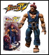 """Neca - Akuma - Street Fighter 7"""" Action Figure Model Capcom - Teppen"""