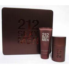 212 Sexy Men by Carolina Herrera for men Eau de Toilette 50ml EDT + Shower Gel 1