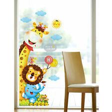 House Decor WALL Sticker Kid Room Nursery Sticker Home Decor Ideas Giraffe Decal
