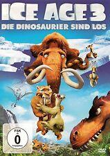 "ICE AGE 3: DIE DINOSAURIER SIND LOS (""ICE AGE: DAWN OF THE DINOSAURS"") / DVD NEU"