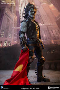 Sideshow Collectibles Exclusive SS100290 DC Comics Lobo Figure 1:6 Scale