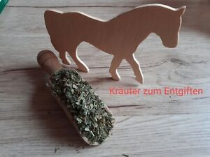 Kräutermischung Entgiftung 1kg für euer Pferd, Kräuter,