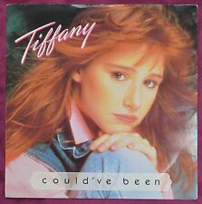 "Tiffany – Could've Been 7""– TIFF 2 – Ex"