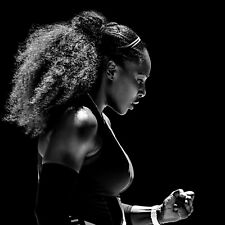 "Serena Williams poster wall art home decor photo print 16"", 20"", 24"" sizes"