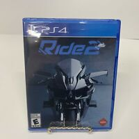Ride 2 For PlayStation 4 Brand New Ps4 Games Factory Sealed Free Shipping