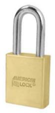 American Lock PADLOCK Classic FSIC Primus Cylinder