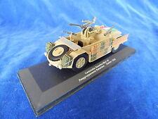 EAGLEMOSS - MILITARIAT - WW2 - AUTOMITRAILLEUSE / Armoured car - MOD. 42 - TOP !