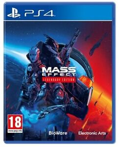 MASS EFFECT LEGENDARY EDITION PS4 GIOCO ITALIANO PLAY STATION 4 TRILOGY PS5 ITA