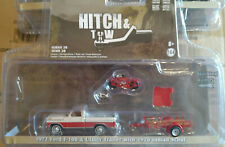 Greenlight Hitch & Tow 72 Ford F-100 & Utility Trailer '20 Indian Scout (Carton)