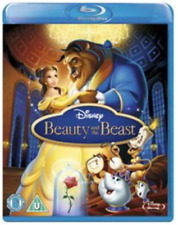 Beauty and the Beast Blu-ray (AMAZING BLU-RAY IN PERFECT CONDITION! DISC AND CAS
