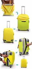 Luggage Protective Cover For 18 to 30 inch Trolley suitcase Elastic Dust Bags Ca