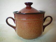 Denby Provence Covered Lidded Sugar Bowl Excellent Condition Vintage