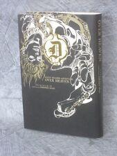 OVER HEAVEN JOJO'S BIZARRE ADVENTURE Novel NISIOISIN HIROHIKO ARAKI Book SH04*