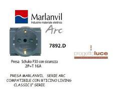 DEVIATORE MARLANVIL ARC 7801 COMPATIBILE BTICINO LIVING CLASSICA