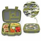 Bentgo Kids Prints (Camouflage) - Leak-Proof, 5-Compartment Bento-Style Kids...