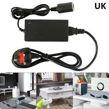 Electric 12V DC Car Power Supply Adapter Converter Charger Plug For LCD Freezer