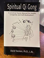 Spiritual Qi Gong by David Twicken (2001, Paperback)