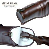 Guardian Canterbury Leather Luxian Elite Shotgun Slip   Game Shooting