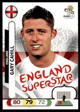 Panini Euro 2012 Adrenalyn XL - England Gary Cahill (UK Edition / Base card)