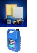 MK3 Mondeo 2.0 TDCI Aire, aceite Y Combustible filtros + 6Ltr Sintético 5w30