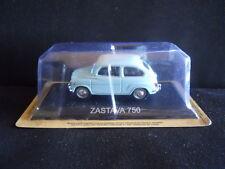 Legendary Cars  ZASTAVA 750 - FIAT 600     1:43 Die Cast  [MZ]