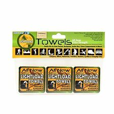 """All New Extra Strength 3 Pack 12x24"""" Lightload Towels"""