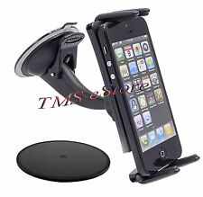 iPhone Smartphone Samsung Galaxy Mobile Car Windshield Suction Cup Mount SM615