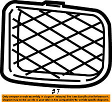 CHRYSLER OEM PT Cruiser Bumper-Foglight or Tow Hook Cover Cap Right 5116214AB