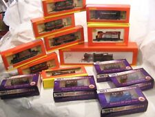 COLLECTION OF HORNBY DAPOL LOCOMOTIVES AND WAGONS BOXED