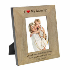 Unbranded Heart Traditional Photo & Picture Frames