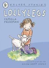 Lollylegs by Pamela Freeman (Paperback) New Book
