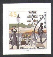 Alemania 2003 Múnich/ciudades alemanas Mercado// flores/Comercio 1v S/a (n37062)