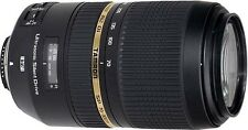 Tamron SP 70-300mm F/4-5.6 Di VC USD Lens for Nikon DSLR Cameras FX DX A005N