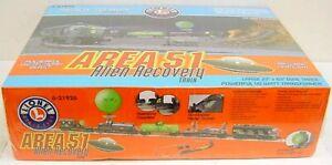 Lionel 6-31926 Area 51 Train Set LN/Box