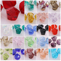 5020 4mm Helix Austria Crystal Beads Craft Making Color Pick Free Shipping 100pc