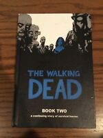 Walking Dead Hardcover Book Two Image Comics Fifth Printing