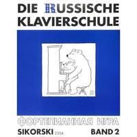 Die russische Klavierschule - Band 2